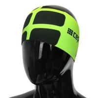 Bežecká čelenka CEP Zelená fluo/Čierna