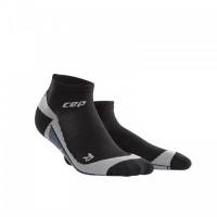 Ponožky členkové CEP M Compresion 404977243-M4 BlackGrey