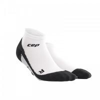 Ponožky členkové CEP W 404977243-W2 WhiteBlack
