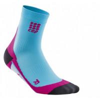 Ponožky krátke CEP W Compression 404977202-W HawaiBluePink