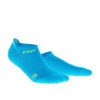 Ponožky členkové CEP M Ultralight 405152675-M2 Electirc blue/green