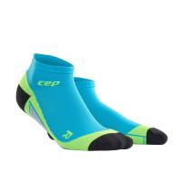 Ponožky členkové CEP M Compresion 404977243-M6 HawaiiBlueGreen