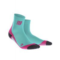 ponožky krátke  Cep W Compression 405152675-W9 LagoonPink