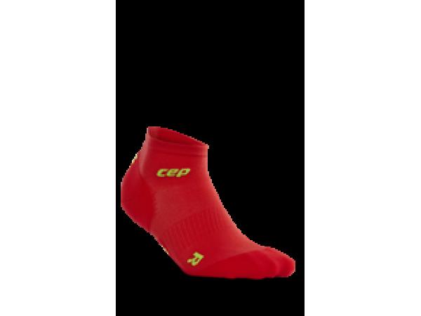 Ponožky členkové CEP M Ultralight 404977243-M3 Red