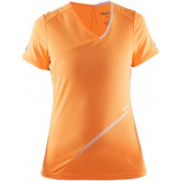 Craft BreakAway SS TEE 1904765-2563 Orange Neon