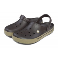 CROCS Relaxed Fit 12836-22Y Espresso Khaki