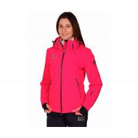 Dámska lyžiarska bunda EA7 Blouson 6YTG04-TN44Z-0442 Pinkberry