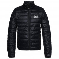 pánska bunda EA7 Down Jacket 8NPB01 PN29Z-1200 Black
