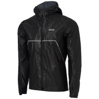 GORE® GORE-TEX SHAKEDRY™ Trail Hooded Jacket Black