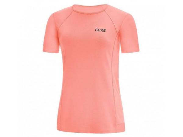 Tričko GORE W R5 Woman Shirt 100252-0L00 Coral glow