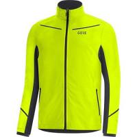 GORE® R3 Partial GORE-TEX INFINIUM™ Jacket  neon yellow/black
