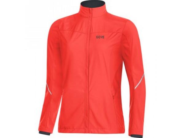 Bežecká bunda GORE W R3 Partial WS 100081-2100 Lumi orange
