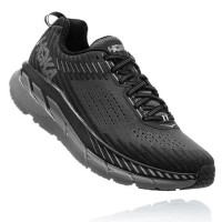 HOKA one one Clifton 5 1093755-ADSD Anthracite/Dark Shadow