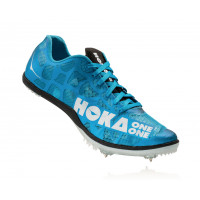HOKA M ROCKET LD 1013925 - CWT Modrá