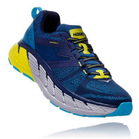 HOKA one one Gaviota 2 1099629-BISP Black Iris/Seaport