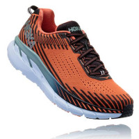 HOKA one one Clifton 5 1093755-NPHN Nasturtium/Phantom