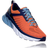 HOKA one one Arahi 3 1104097-NPTB Nasturtium/Patriot Blue