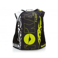 Hoka one one Men's F-Light 7L Pack 30109002-BWC Black/White/Cyan