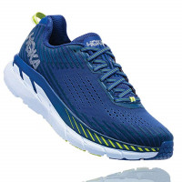 HOKA one one Clifton 5 1093755-SBMI Sodalite Blue/Mood Indigo