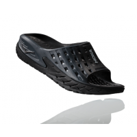 šľapky HOKA ORA Recovery Slide 1014865-BANT BlackAnthracite