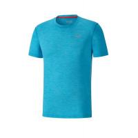 pánske tričko Mizuno Impulse J2GA751923 diva/blue