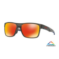 okuliare OAKLEY Crossrange OO9361-5717 Grey smoke/Prizm ruby