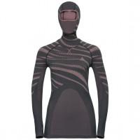 tričko termo  Odlo W  Performance 187091-10475 fialová