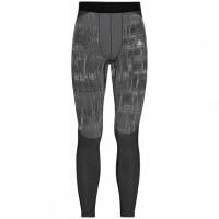 Odlo Men's BLACKCOMB Base Layer Pants 196142-15000 Black