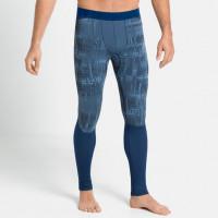Odlo Men's BLACKCOMB Base Layer Pants 196142-20400 Estate Blue