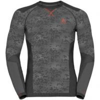 dámske tričko ODLO Blackcomb 170981-60103 Black/Od