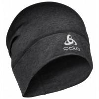 Odlo Unisex YAK LONG WARM Hat 765720-15015 Black Melange