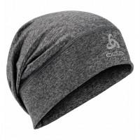 Odlo Unisex YAK LONG WARM Hat 765720-15700  grey melange