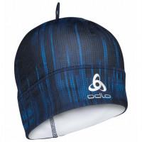 Odlo POLYKNIT WARM Hat 776350-20744  estate blue - graphic