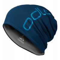 čiapka ODLO U Ceramiwarm 762180-20511 blue