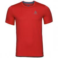 tričko ODLO M Ceramicool 350212-38600 Red