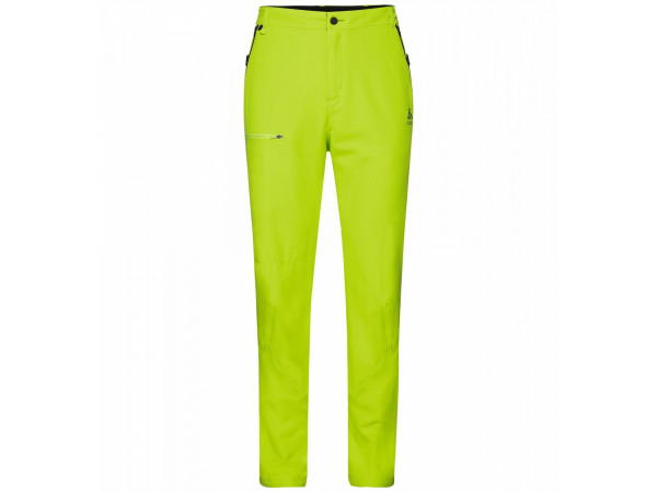 pánske nohavice 1/1 Odlo Saikai 560002-40191 neon