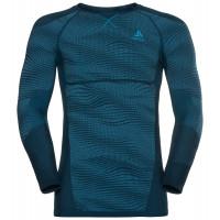 tričko termo Odlo M Blackcomb 187082-20508 Blue