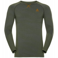 tričko termo Odlo M Blackcomb 187082-40258 Oliva