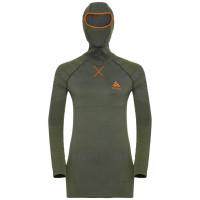 tričko Odlo M BlackcombFace 187092-40258 Oliva