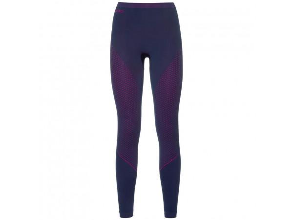 dámske spodky ODLO Evolution Warm Pants Women Peacoat/Pink glo