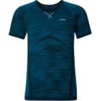 ODLO Evolution Light Shirt Čierna/Modrá