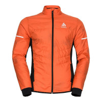 ODLO Jacket IRBIS 370962-30352 Orange/Black