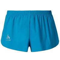 pánske šortky ODLO Clash 2IN Shorts 347922-22300 Blue