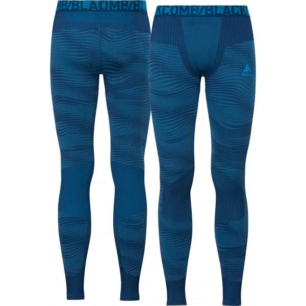 c4e6c9bb7 Pánske termo spodky Odlo Performance 187072-20508 blue | RUNNING STORE