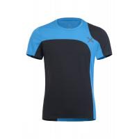 pánske tričko Montura Outdoor MTGN52X-9020 Blue/Black
