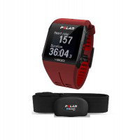 POLAR V800 GPS HR RED