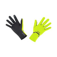 GORE® M GORE-TEX INFINIUM™ Stretch Gloves Black/neon yellow