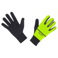 GORE® R3 Gloves neon yellow/black