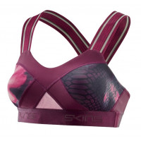 SKINS Bio DNAmic Sports Bra Exotica