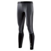 dámske nohavice 1/1 Skins Windproof DT40290019001 Black